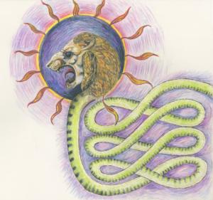 Lion-Serpent