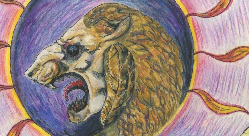 Lion Serpentbanner